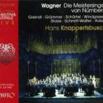 音盤紹介:クナッパーツブッシュによる1960年「ニュルンベルクのマイスタージンガー」
