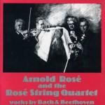 音盤紹介:アーノルト・ロゼによるヴァイオリン