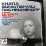 音盤紹介:ブニアティシヴィリによるラフマニノフ/ピアノ協奏曲第2番
