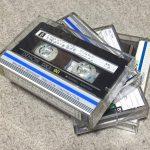 カセットテープの再生